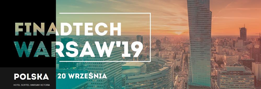 konferencja finadtech-warsaw-2019